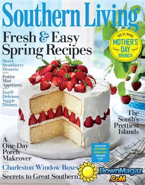 southern living annual recipes 2017 an entire year of recipes books southern living may 2016 187 pdf magazines