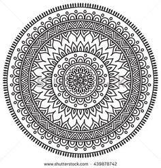 mandala a dibujar let s mandala a dibujar let s draw pinterest mandalas