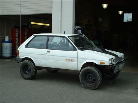 lifted subaru justy 1989 subaru justy image 43