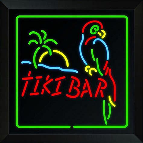 Bar Sign Light by Trans Globe Lighting Led Tiki Bar Sign Wall Light Wall Sconces By Overstock