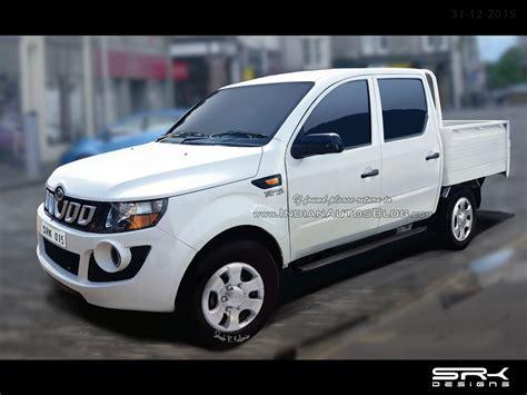 lada genio mahindra imperio genio facelift cab rendering