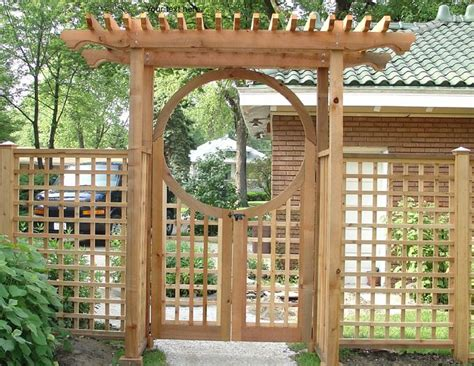Outdoor Arbor Kits Arched Arbors