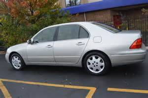 Lexus 2003 Ls430 For Sale Lexus Ls 430 2003 Technical Specifications Interior And