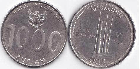 Koin Bimetal 1000 Rupiah pecahan pecahan uang logam rupiah indonesia jangan lebay