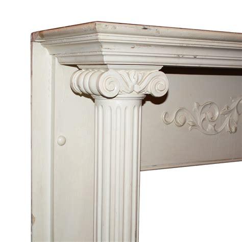 Ori Mantel beautiful antique fireplace mantel with decorative detail