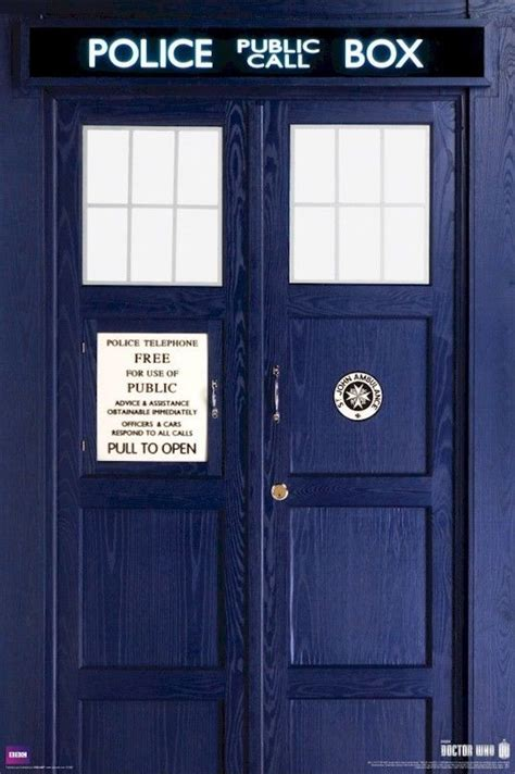 1000 images about a book is a tardis on doctor who tardis st ambulance 24x36 tv poster dr