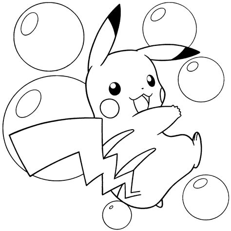coloring pages printable pokemon pokemon coloring pages for kids