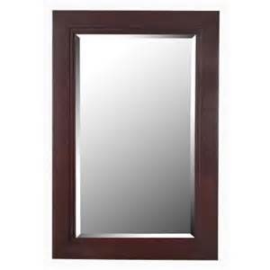 home depot mirror kenroy home woodley 42 in x 28 in wood grain wall