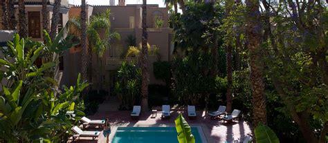 hotel les jardins de la medina 5 marrakech maroc avec