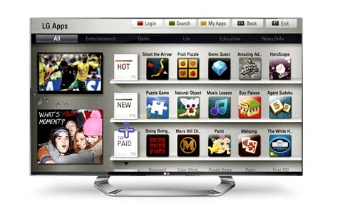 Tv Smart what is a smart tv