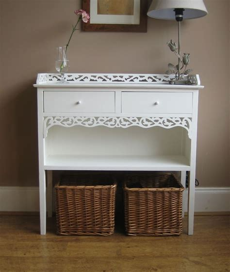hallway console table with storage white console table storage l table hallway living