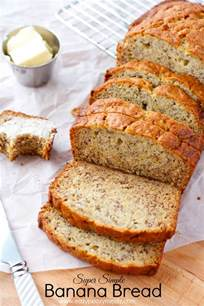 Easy Banana Bread Recipe For Bread Machine Simple Banana Bread Eazy Peazy Mealz