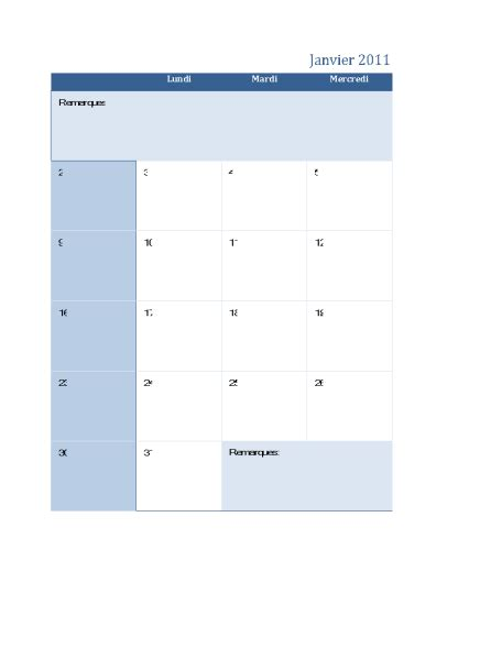 Calendrier Microsoft Office Calendrier 2011 Office Templates