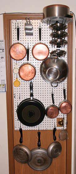 Pot And Pan Hanging Rack Ideas 25 Best Ideas About Pan Rack On Pot Rack
