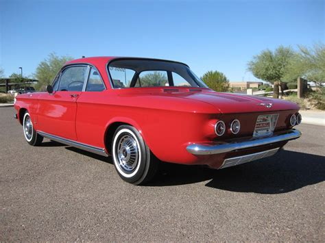 1963 CHEVROLET CORVAIR MONZA COUPE   82603