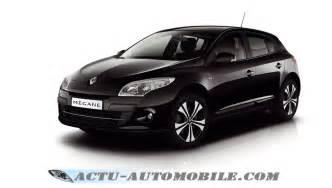Renault Megane Bose Edition Renault M 233 Gane Bose Edition Actu Automobile
