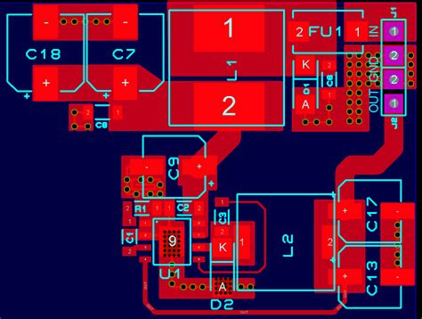 pcb layout guidelines for smps power supply smps pcb design critic 2 electrical