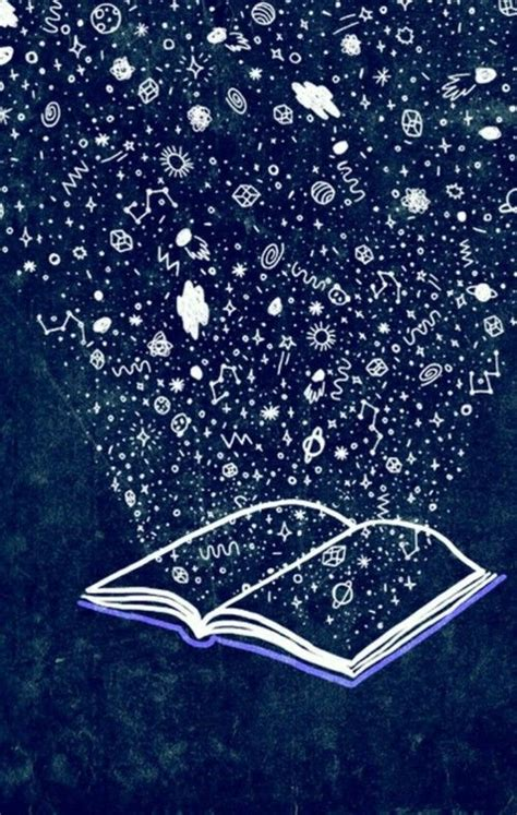 libro blue nights each kid draws little image favorite thing stars light globes book pages as background