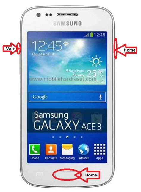 reset samsung ace how to hard reset samsung galaxy ace 3 gt s7270