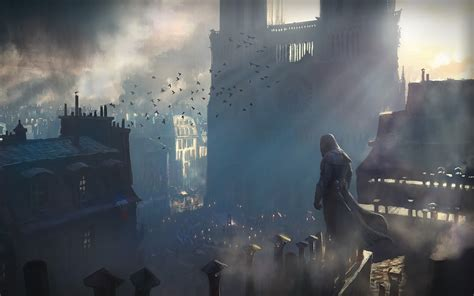 wallpaper game hd 2014 2014 assassin s creed unity game wallpapers hd