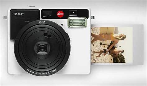 Kamera Leica Paling Murah leica resmi luncurkan kamera instan murah leica sofort simomot