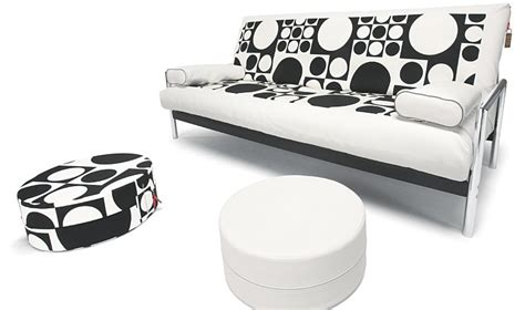 black and white sofa covers orb sofa bed with kawasaki cover in white leather textile