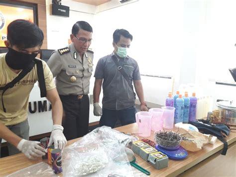 Panci Presto Di Bandung wow ini loh motif teror bom panci di bandung okezone news