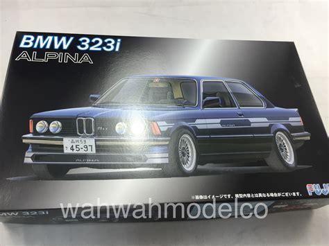 Fujimi Bmw 325i 124 fujimi 126111 1 24 rs 9 bmw 325i alpina c1 2 3 wah wah model shop
