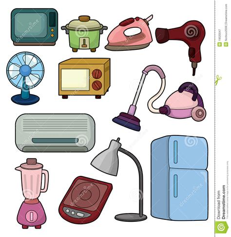 Home Appliances Clipart home appliance icon royalty free stock photography