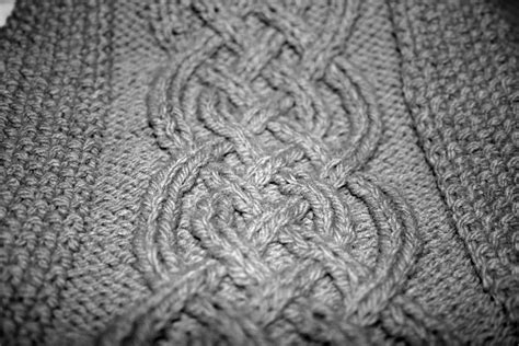knit braid pattern braided knitting knot your average sheep