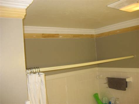 crown moulding in bathroom after crown molding bathroom flickr photo sharing