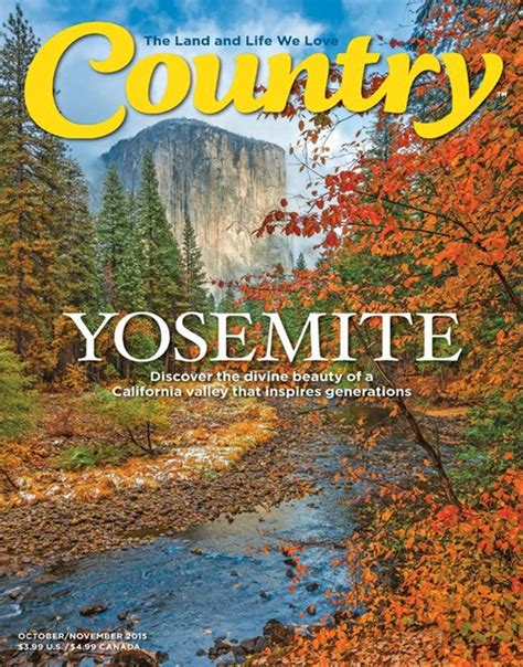 country magazine country magazine subscription