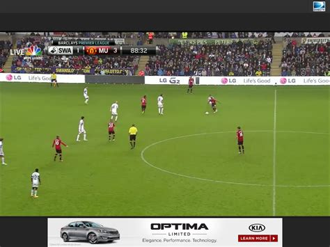 epl match today nbc sports live extra for ios carries all barclay s