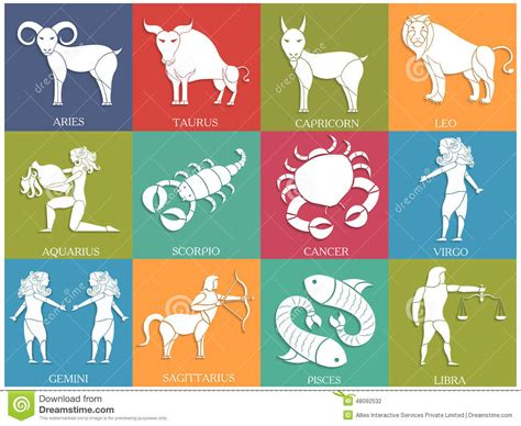 zodiac signs colors horoscope colors gallery