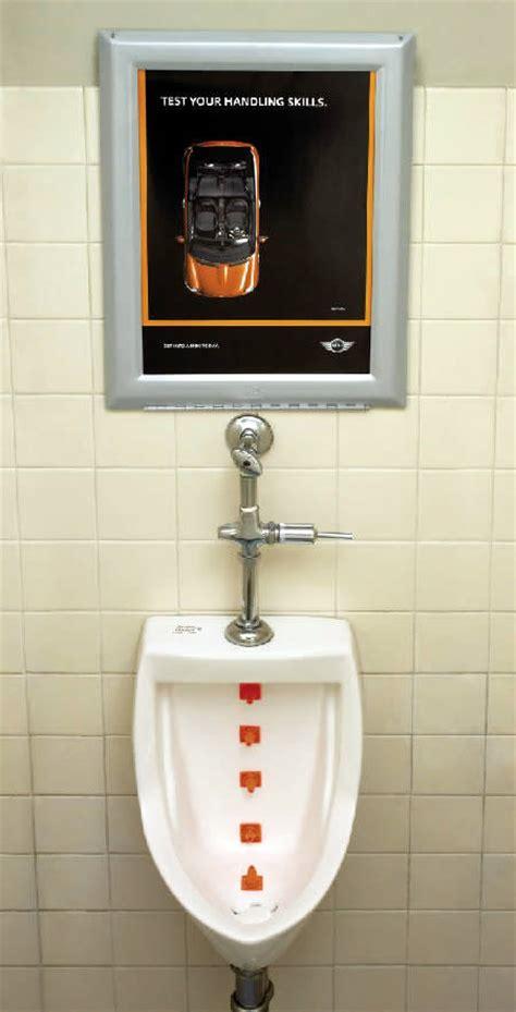 bathroom advertising 10 creative bathroom ads oddee