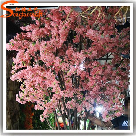 artificial cherry blossom branch japanese cherry blossom tree artificial cherry blossom