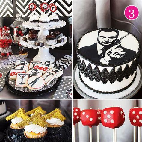 party themes james bond 33 best images about james bond 50th done on pinterest