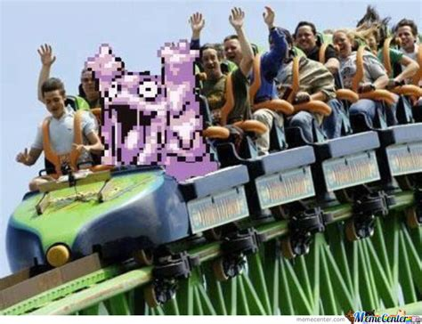 Grimer Meme - grimer really likes roller coasters by machofish2 meme