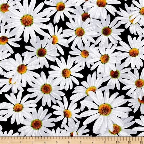 designer fabric kanvas bloom with a view dreamers black discount designer fabric fabric