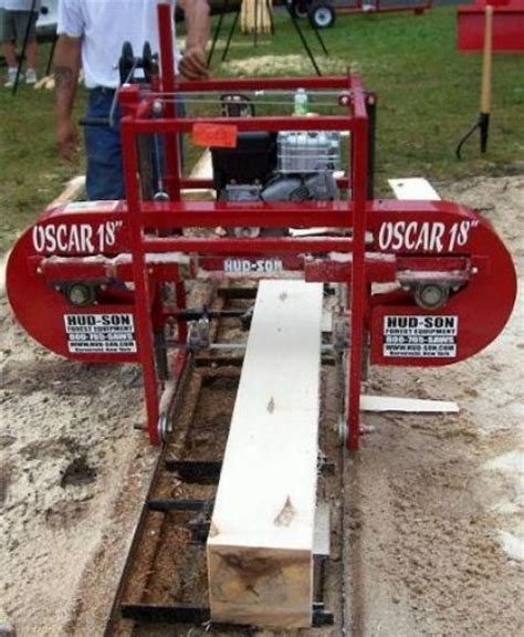 Melly Useful Free Portable Band Sawmill Plans