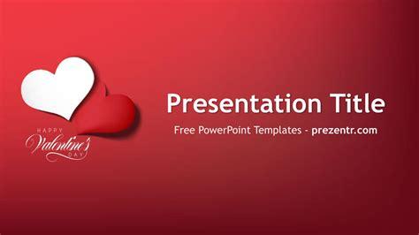 free valentine s day powerpoint template prezentr