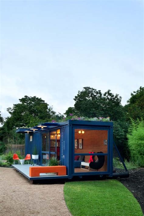 Shipping Container Guest House by Intelligent Guest Accommodation Container Guest House By
