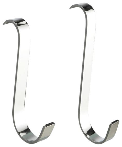 Bathroom Towel Hooks Chrome Small Chrome Brass Bathroom Hook Contemporary Robe