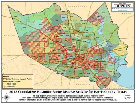 zip code map harris county state health department urges precautions to reduce west