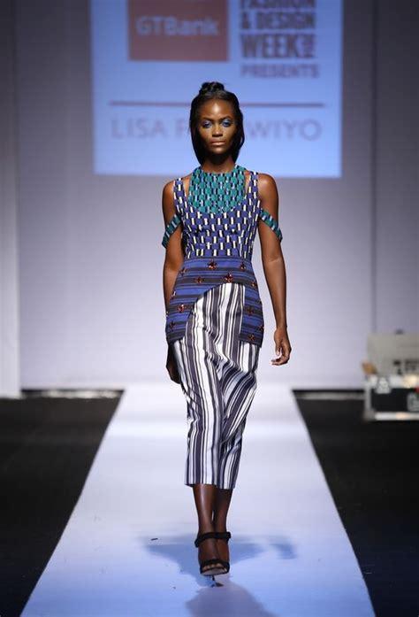 bellanaija 2014 ankara dresses gtbank lagos fashion design week 2014 day 3 lisa