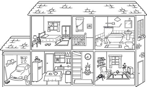desenhar casas desenho de casa