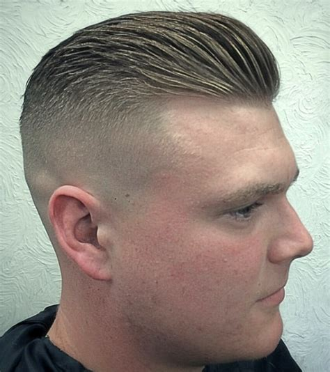 mens haircuts and how to cut them men s hair short fade disconnected slick back hair