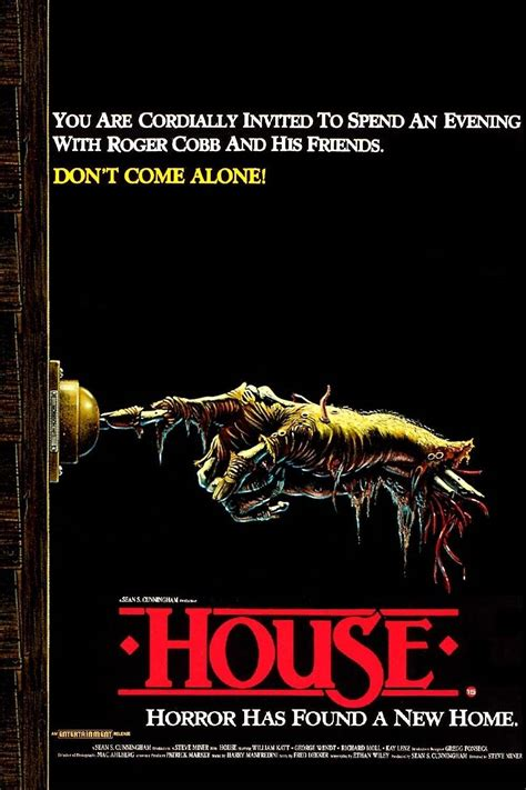 house horror movie house 1986 is getting a remake wicked horror