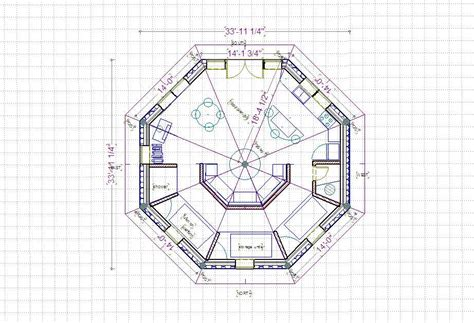octagon floor plans octagon house floor plans find house plans