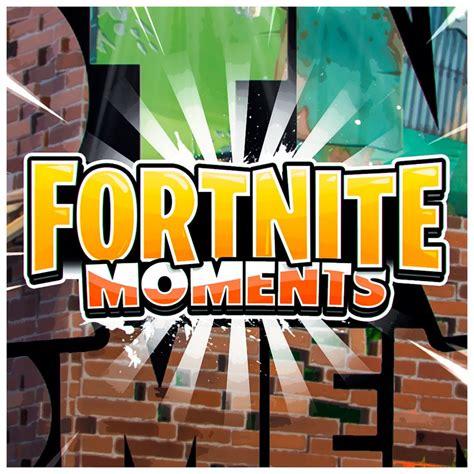 fortnite moments fortnite moments logo by flopperdesigns on deviantart